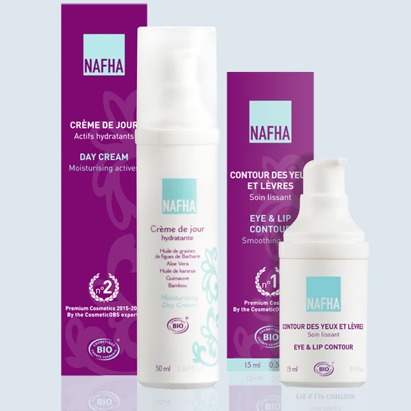 DUO VISAGE HYDRATATION INTENSE NAFHA BIO