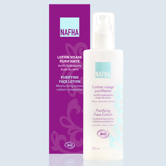 LOTION VISAGE PURIFIANTE NAFHA BIO 200 mL